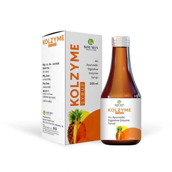 Kolzyme Syrup